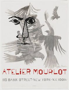 Ben Shahn, Atelier Mourlot
