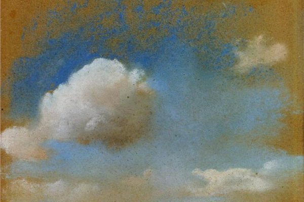 Edgar Degas, Cloud Study
