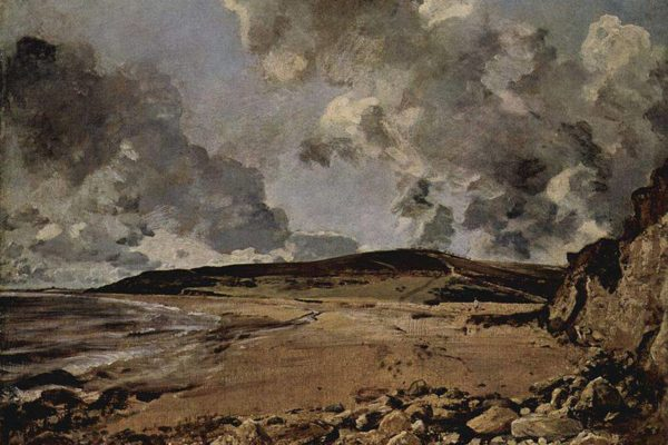 John Constable, Weymouth Bay, 1816