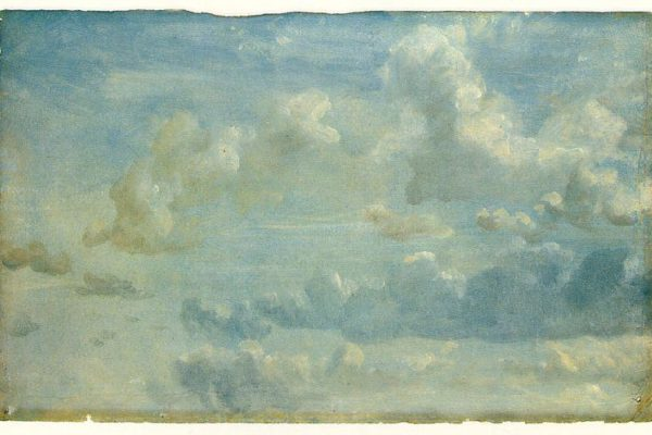 John Constable, Cloud Study