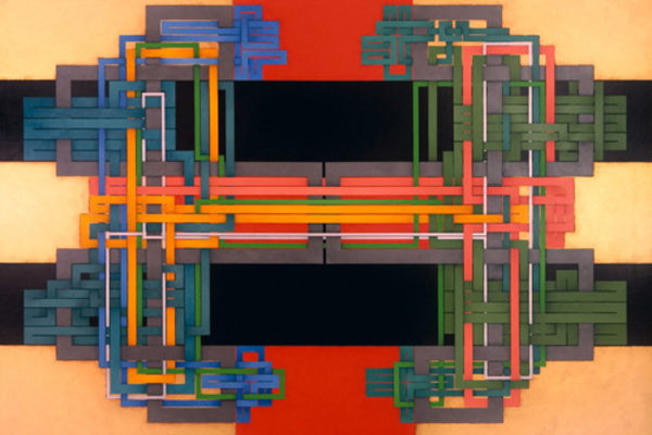 Luciano_De_Liberato_Paintings_Pathways_And_Geometry_09