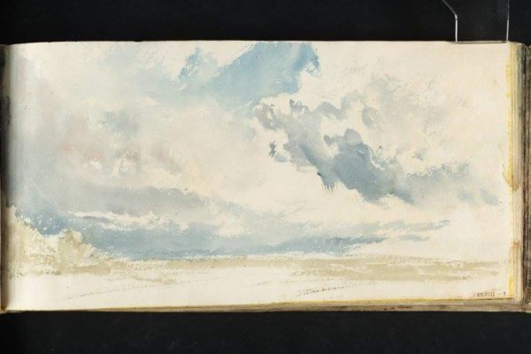 Study of Sky circa 1816-18 Joseph Mallord William Turner 1775-1851