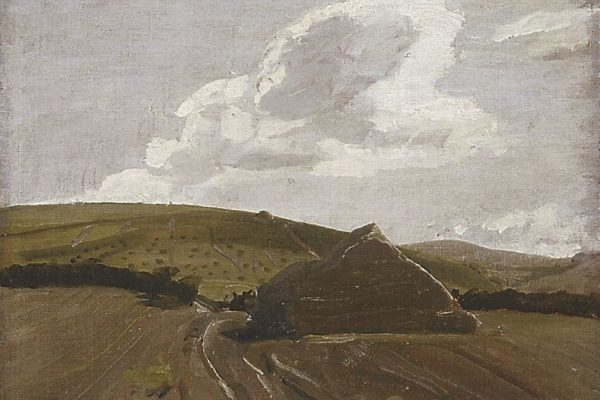 William Nicholson, The Stack, 1927