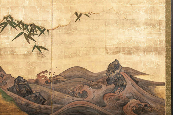 Japanese screen (unknown)