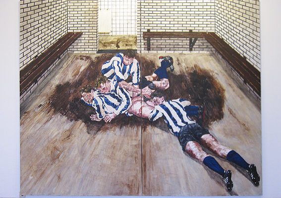 Ronald Ophuis, Football Players