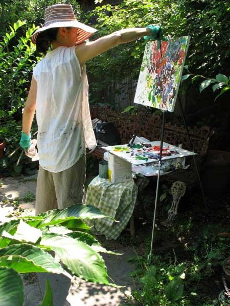 yingli_paintingoutside1