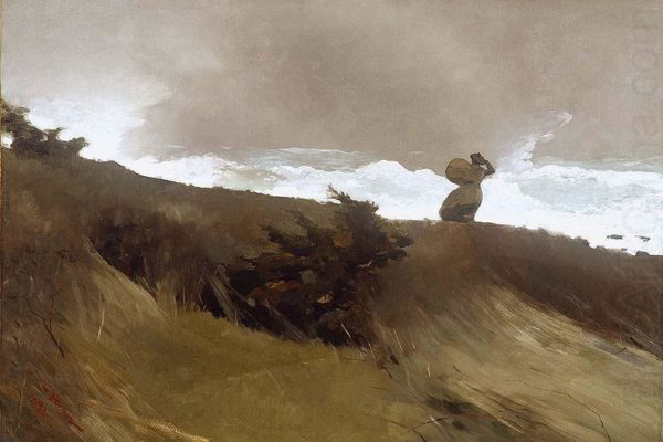 Winslow Homer, The West Wind 1891