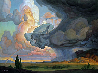 Thomas Blackshear, Dance of the Wind and Storm