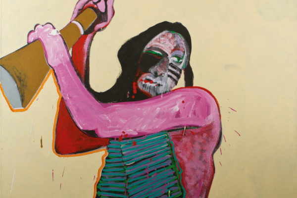 Fritz Scholder, Hollywood