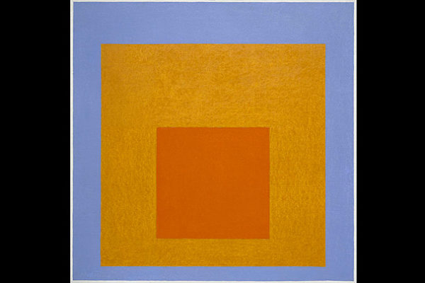 """Josef Albers """"Homage to the Square Midday"""" 1954-57"""