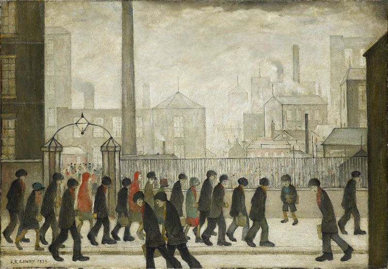 L.S. Lowry | Seattle Artist League