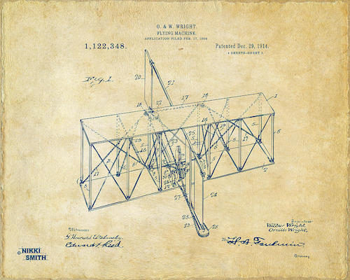 1914-wright-brothers-flying-machine-patent-vintage-nikki-marie-smith