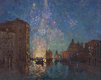 Konstantin Gorbatov, Venice Fireworks