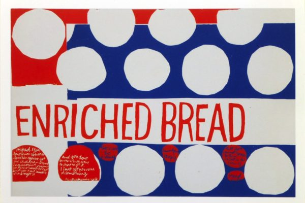 """Enriched Bread - it's bad"""