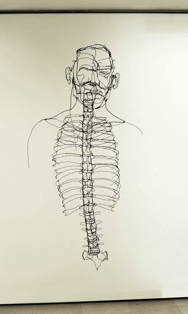 """TEEN: Wire """"Green"""" Sculptures, July 16-20, MORNING (Ages 13-18 ..."""